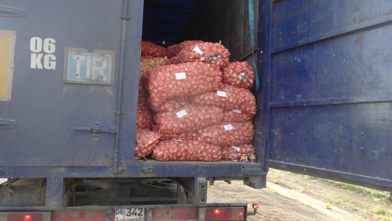 Орехи из Киргизии и дыни из Казахстана попали по запрет
