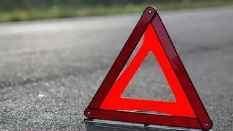 Натрассе под Оренбургом столкнулись 6 авто