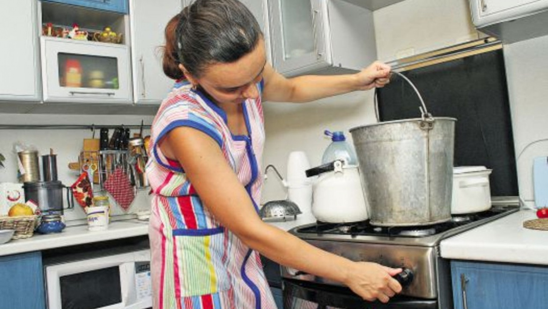 Ограничение горячей воды с 22 августа