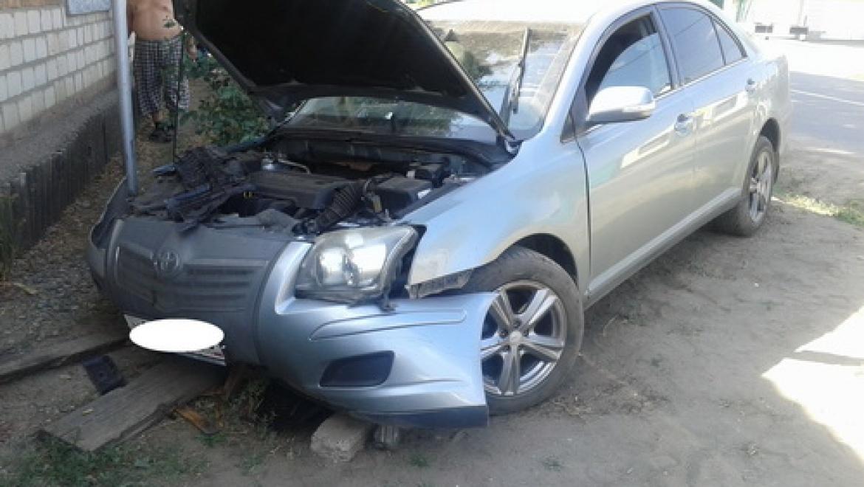 """""""Тойота"""" не предоставила преимущество на дороге отечественному авто"""
