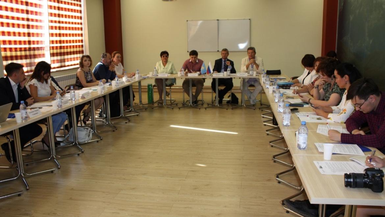 Оренбуржцы хотят задействовать потенциал общественных организаций в сотрудничестве с Казахстаном