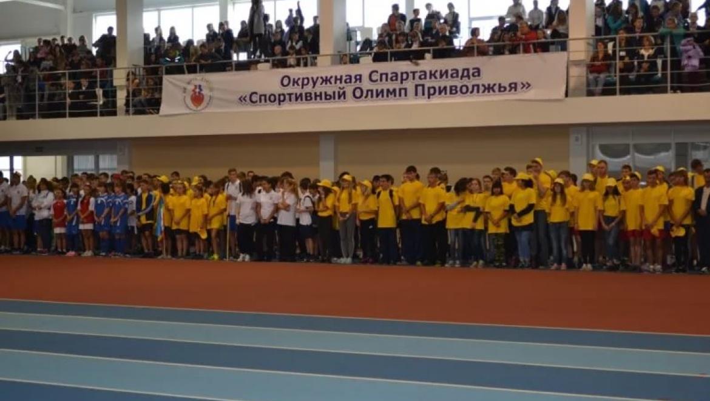 На «Спортивный Олимп Поволжья»  отправится команда из детского дома
