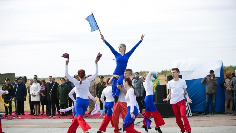 В Оренбурге дан старт «Зарнице Поволжья-2017»