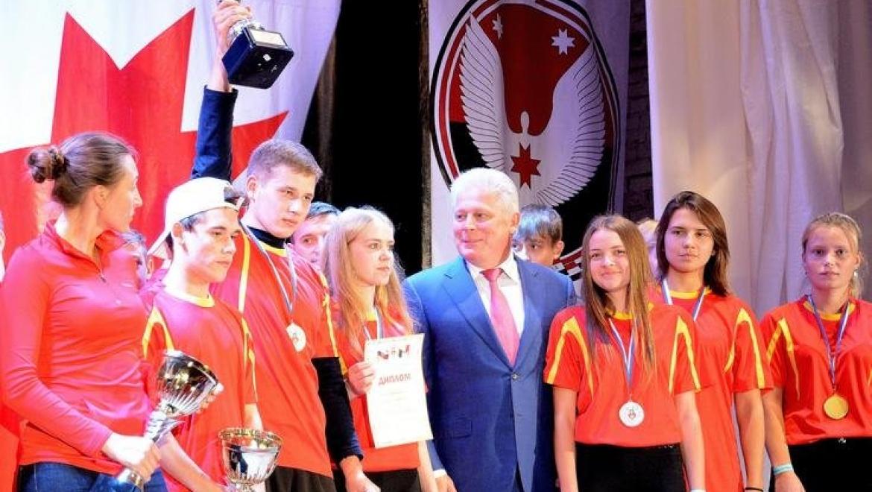 Команда детского дома вернулась со спартакиады «Спортивный Олимп Приволжья-2017»
