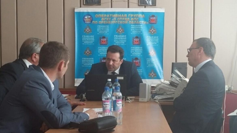 Сергей Николаев: Авария на газовой скважине ликвидирована. Последствия устраняются