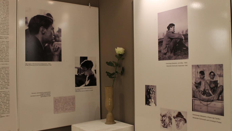 Российско-германская выставка «Белая роза» открылась в центре Берлина