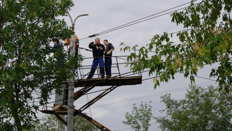 Жители Краснознаменной останутся 9 октября без света