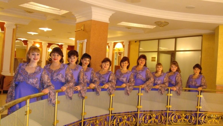 Ансамбль «Русское раздолье» даст концерт в Областной библиотеке им. Н.К. Крупской