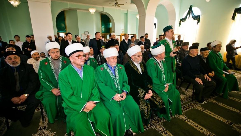 В зауральной части Оренбурга открылась новая мечеть