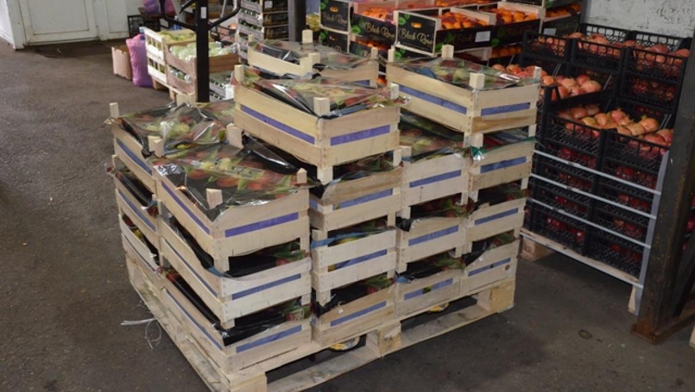 Борьба с «санкционкой» продолжается:  в Оренбурге 3,5 центнера польских груш  переработаны в биотопливо