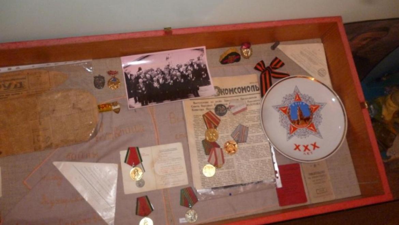 Оренбуржец похитил вИлекском краеведческом музее государственные награды