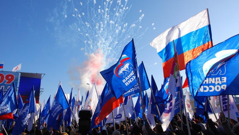 Анатолий Литовченко поздравил копейчан сДнем народного единства