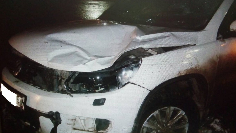 В Бугуруслане в результате ДТП погиб пешеход