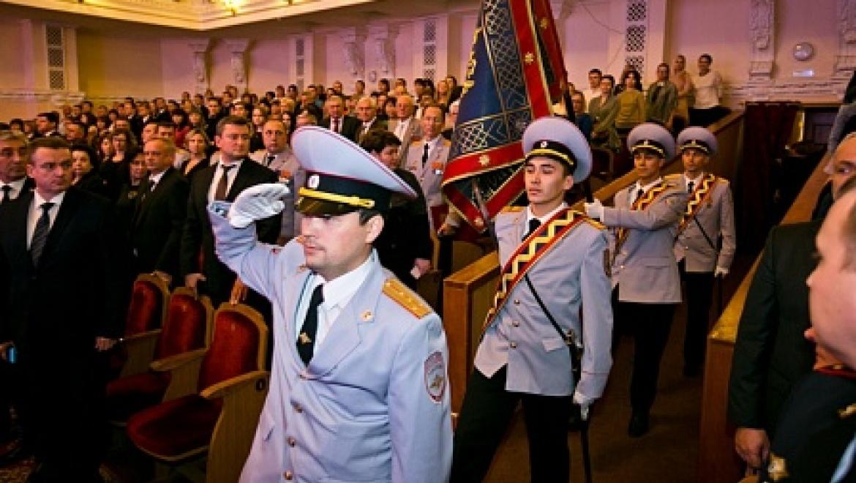 В Оренбурге отметили День сотрудника органов внутренних дел