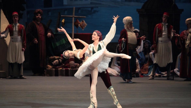 Открытие нового сезона «Большого балета в кино»