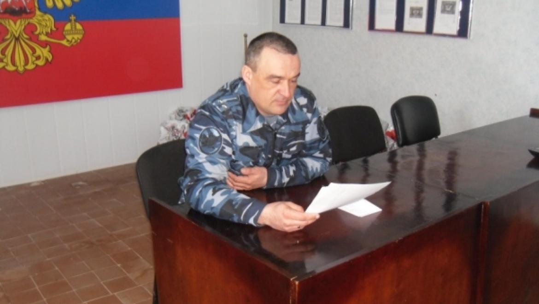 Начальник колонии №9 Денис Авсюк под следствием