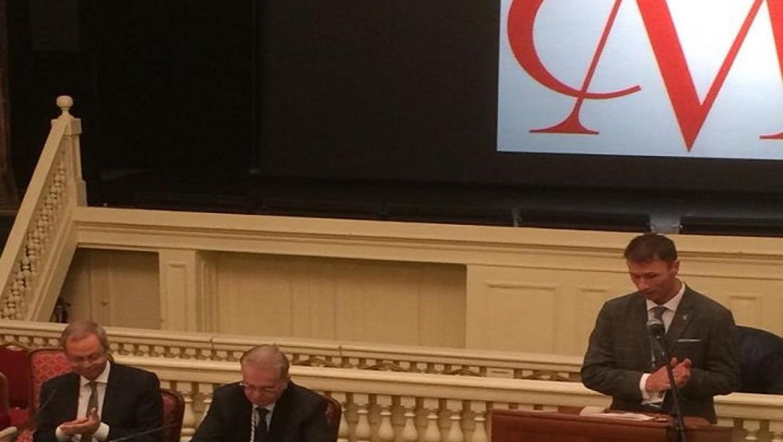 Юрий Комлев избран в Президиум Союза музеев России