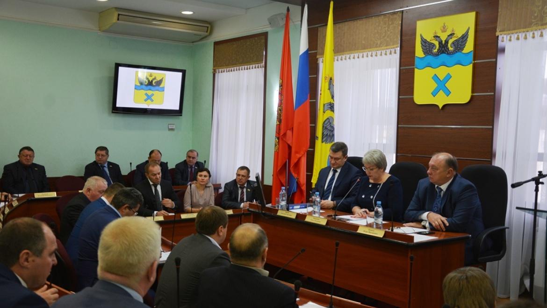 4 новых решения приняли депутаты горсовета
