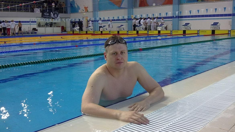 Оренбургский пловец установил новый рекорд России