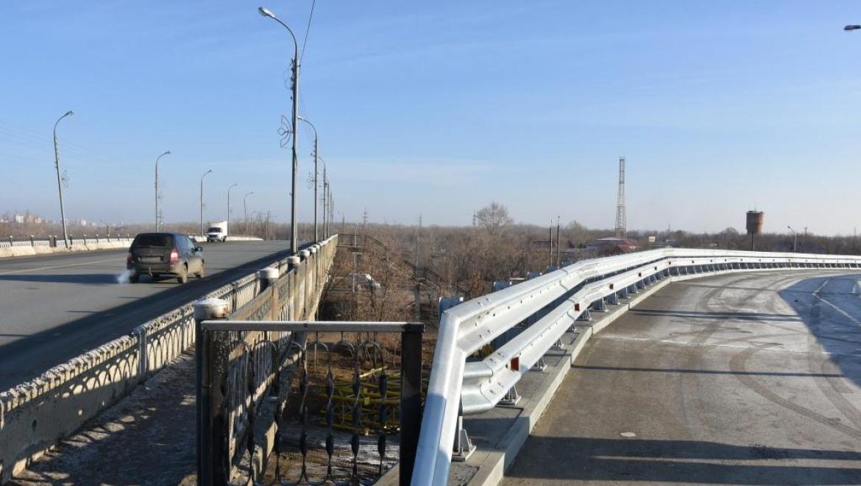 ВОренбурге ограничат движение через «Илекский» мост