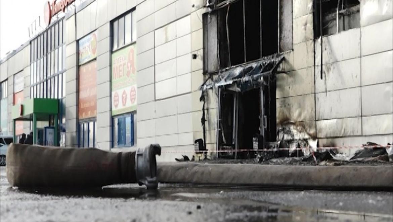 Арапов поручил проверить торговые объекты на пожарную безопасность