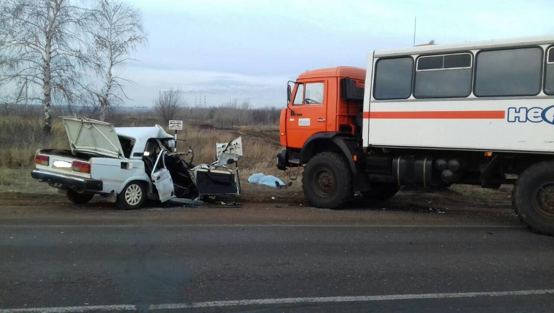 В аварии погиб 16-летний ребенок