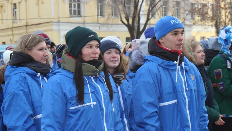 Вера Баширова: «Каждый третий молодой человек региона является волонтером»