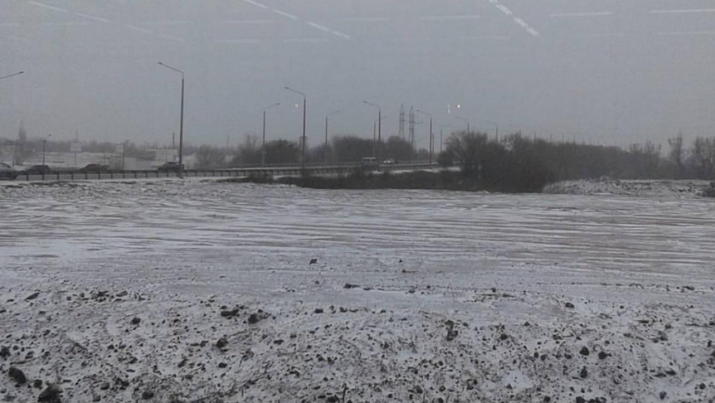 Обещанный синоптиками мощный снегопад добрался до Оренбурга