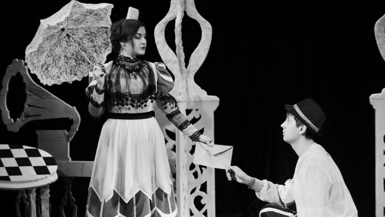 Премьера в Оренбургском государственном татарском театре имени М. Файзи