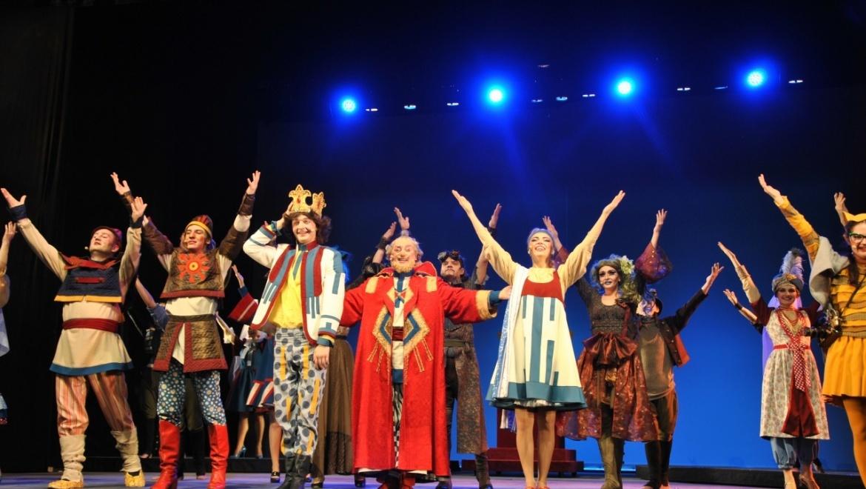 «Иван да Марья» порадуют больших и маленьких зрителей Театра музыкальной комедии