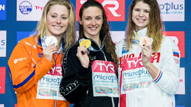 Мария Камнева взяла бронзу на чемпионате Европы