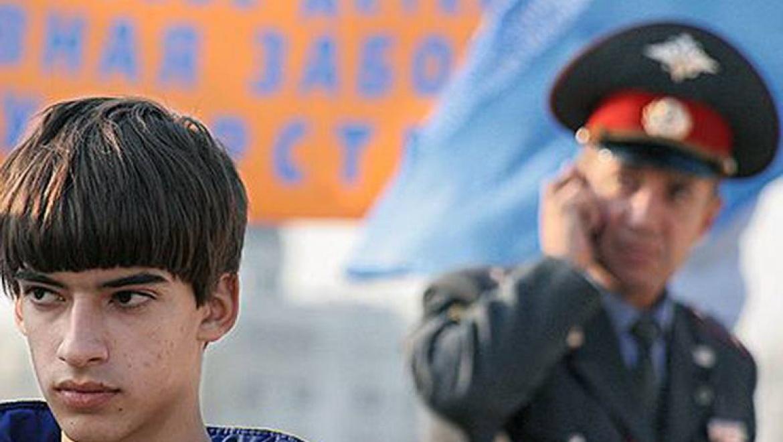 В Оренбурге проходит акция «Подросток под защитой закона»