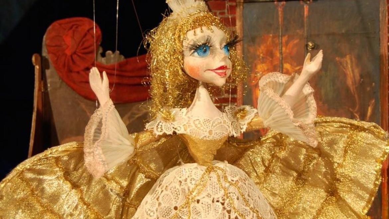 Санкт-Петербургский театр «Кукольный дом» представит спектакль «Золушка»