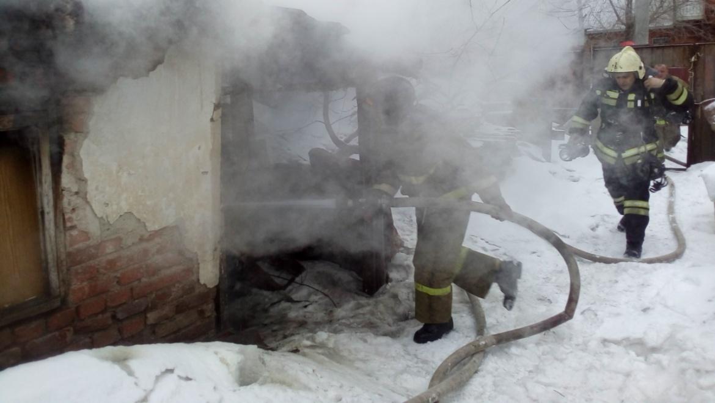 МЧС сообщает о семи пожарах в области