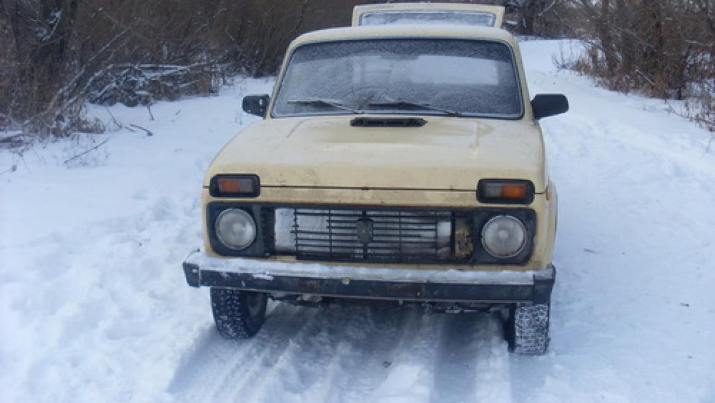 Сотрудниками полиции Шарлыкского района раскрыт угон автомобиля