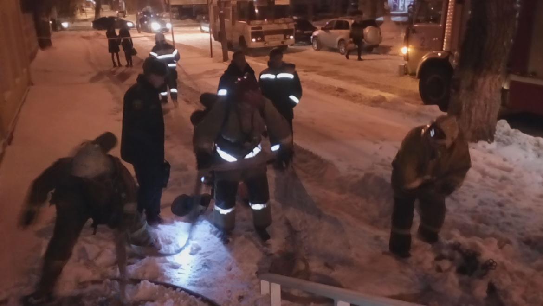 16 пожаров за выходные в Оренбуржье
