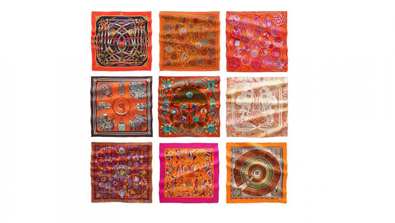 Галерея открывает выставку «Подари мне платок»