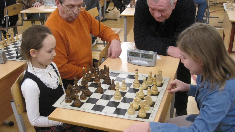 Семейный шахматный турнир