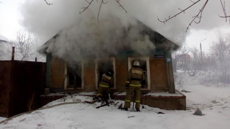 Шесть пожаров в Оренбуржье за минувшие сутки