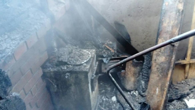 6 февраля в области произошло два пожара
