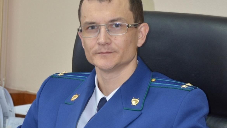 Прием оренбуржцев заместителем прокурора Оренбургской области