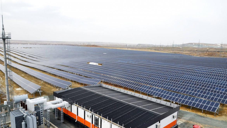 Результаты работы Орской солнечной электростанции