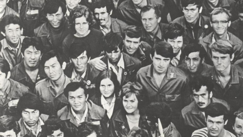 17 февраля – День российских студенческих отрядов