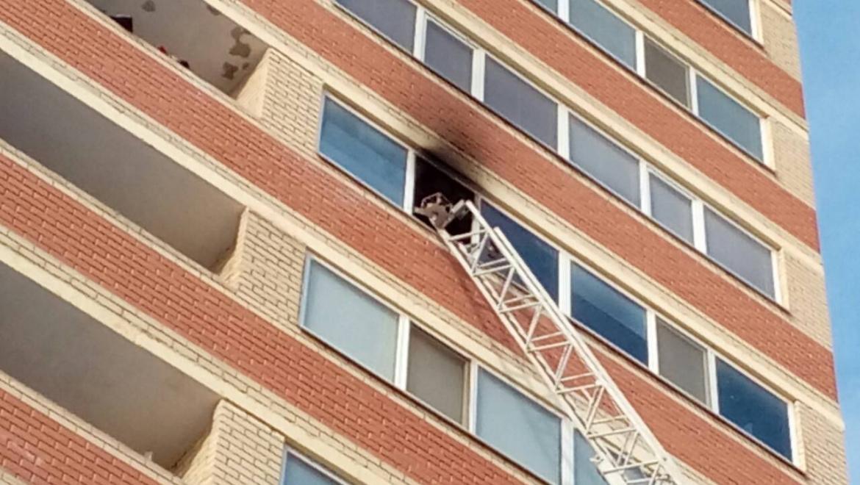Пожар на Салмышской - погибли четыре человека