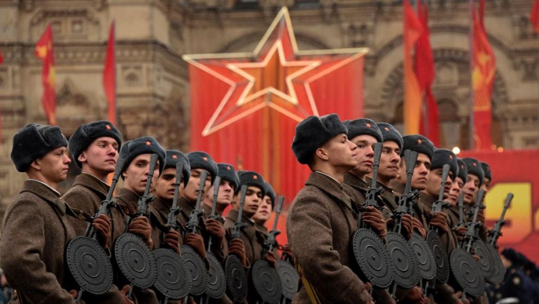 100-летие Красной Армии и Флота!