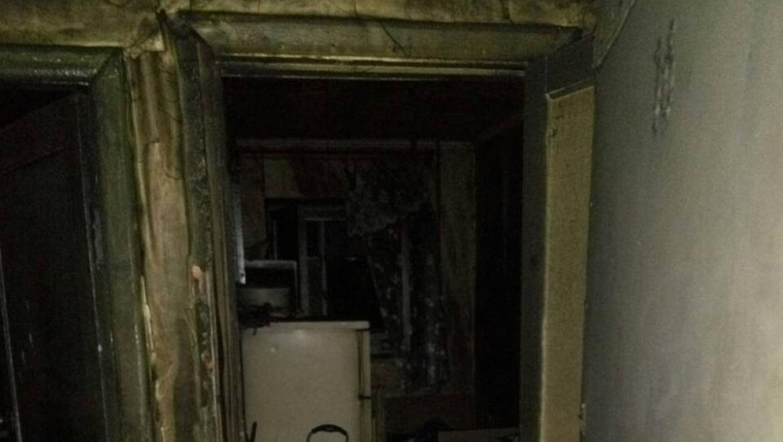 Пожар в Бугуруслане, женщины погибли