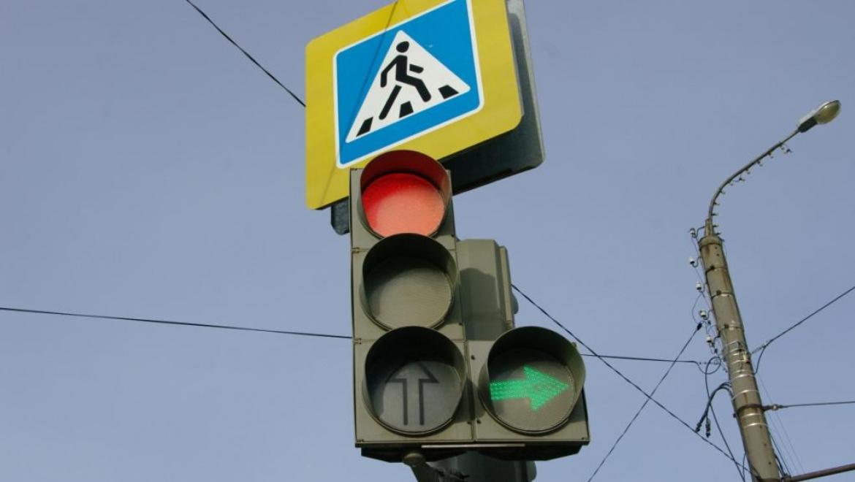 В Оренбурге установлены новые дорожные знаки