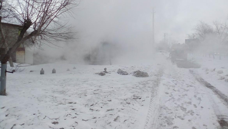 Сотрудники Госавтоинспекции Октябрьского района предотвратили пожар