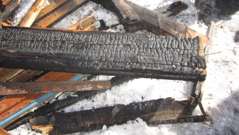 14 марта в Оренбуржье произошло четыре пожара