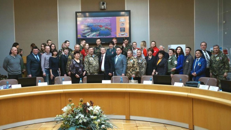 В Оренбурге состоялся форум поисковых отрядов